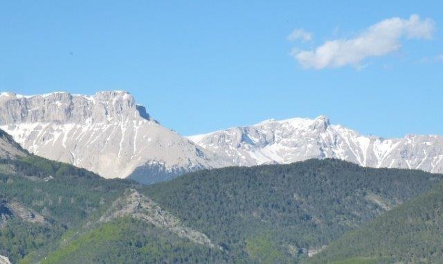 VTT Col de Seille 2 panorama
