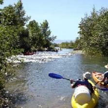canoe hautes alpes