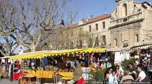 Marché Forcalquier 1
