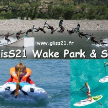 Gliss21 Wake Park & SUP