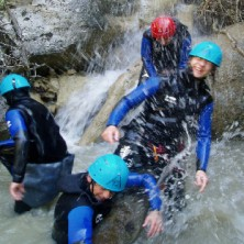 canyoning children 5