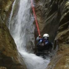 canyoning hautes-alpes 2