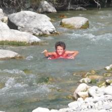 купање