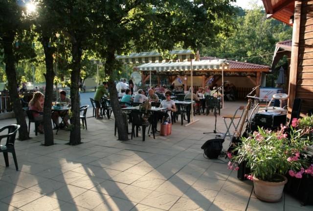 restaurant Rives du Lac